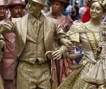 В Керчи пройдет первый городской фестиваль-конкурс живой скульптуры
