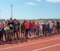 Первенство города по легкой атлетике памяти Александра Агутина