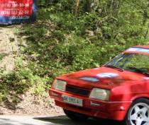 Экипаж из Ялты успешно выступил в открытом Кубке по горным автогонкам в Алуште