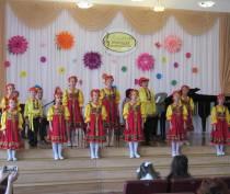 В Феодосии выступили лучшие исполнители