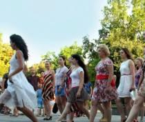Ялта возобновит на лето проект «Танцующий город»
