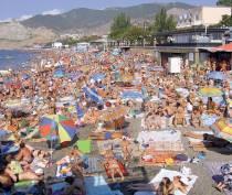 Феодосия будет перехватывать туристов