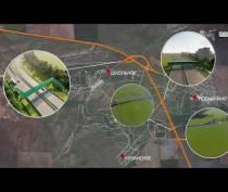 «Центродорстрой» намерен полностью достроить автодорогу Симферополь – Евпатория – Мирный