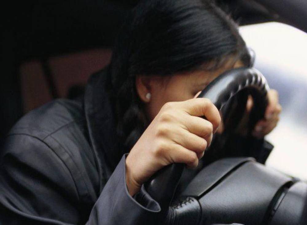 Фото новости - За рулем подшофе