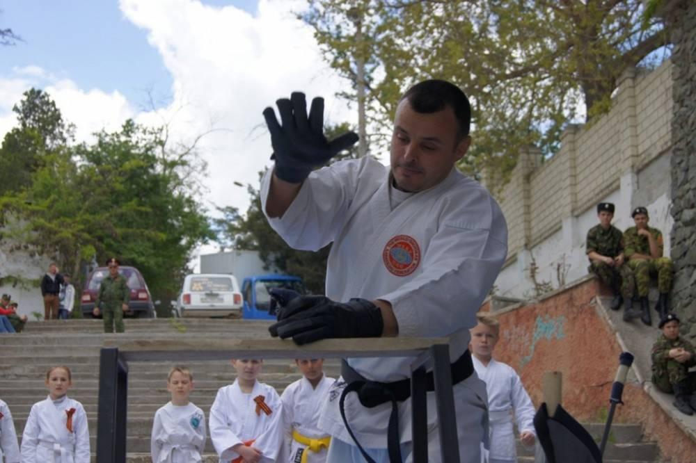Фото новости - В Феодосии состоится парад единоборств