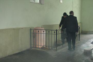 В здании администрации Феодосии произошел пожар