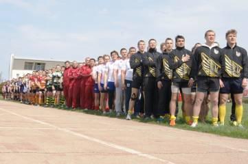 В Феодосии стартовал Чемпионат России по регби-7 (ФОТО)