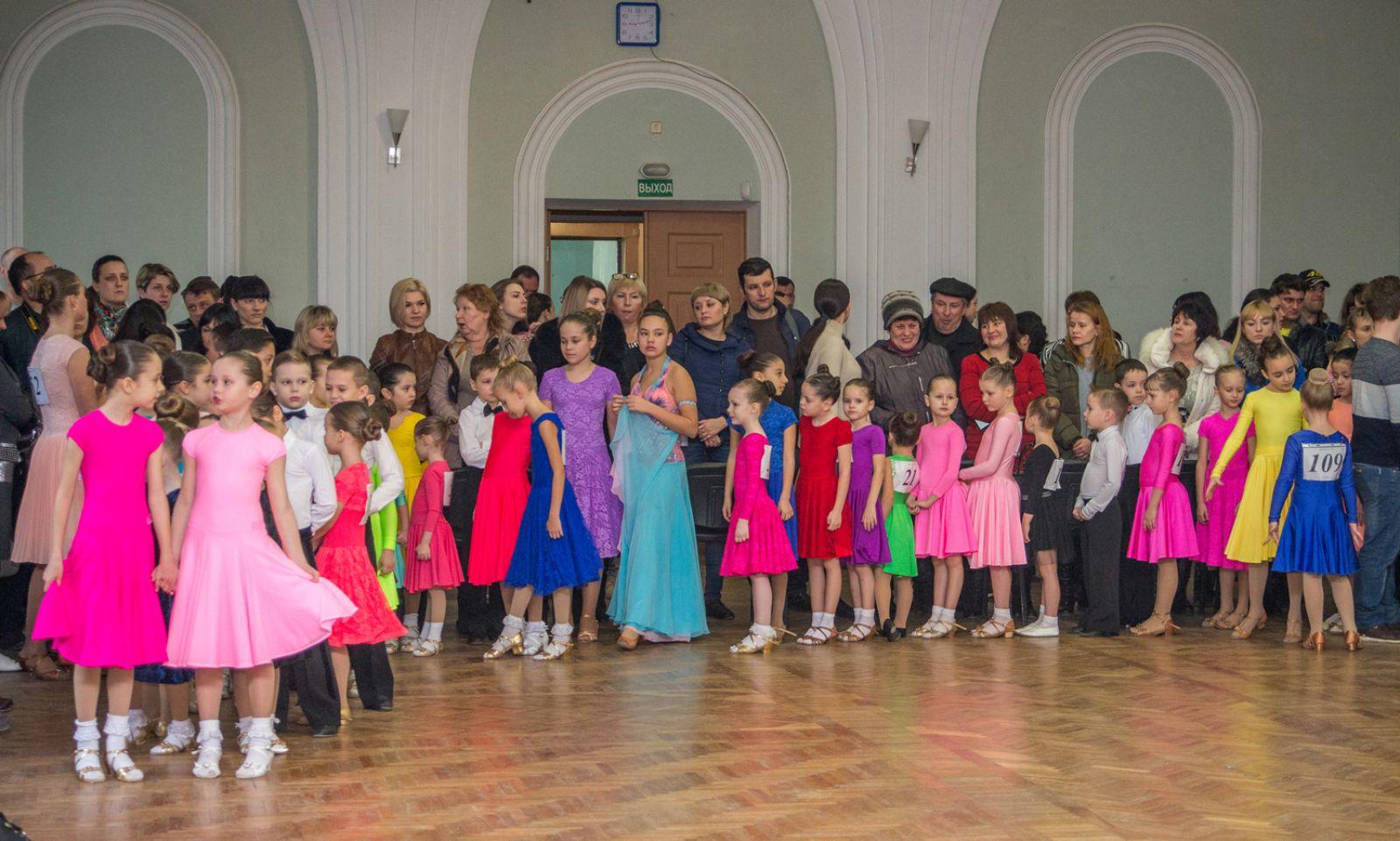 Фото - Танцевальный форум Паруса надежд-2018