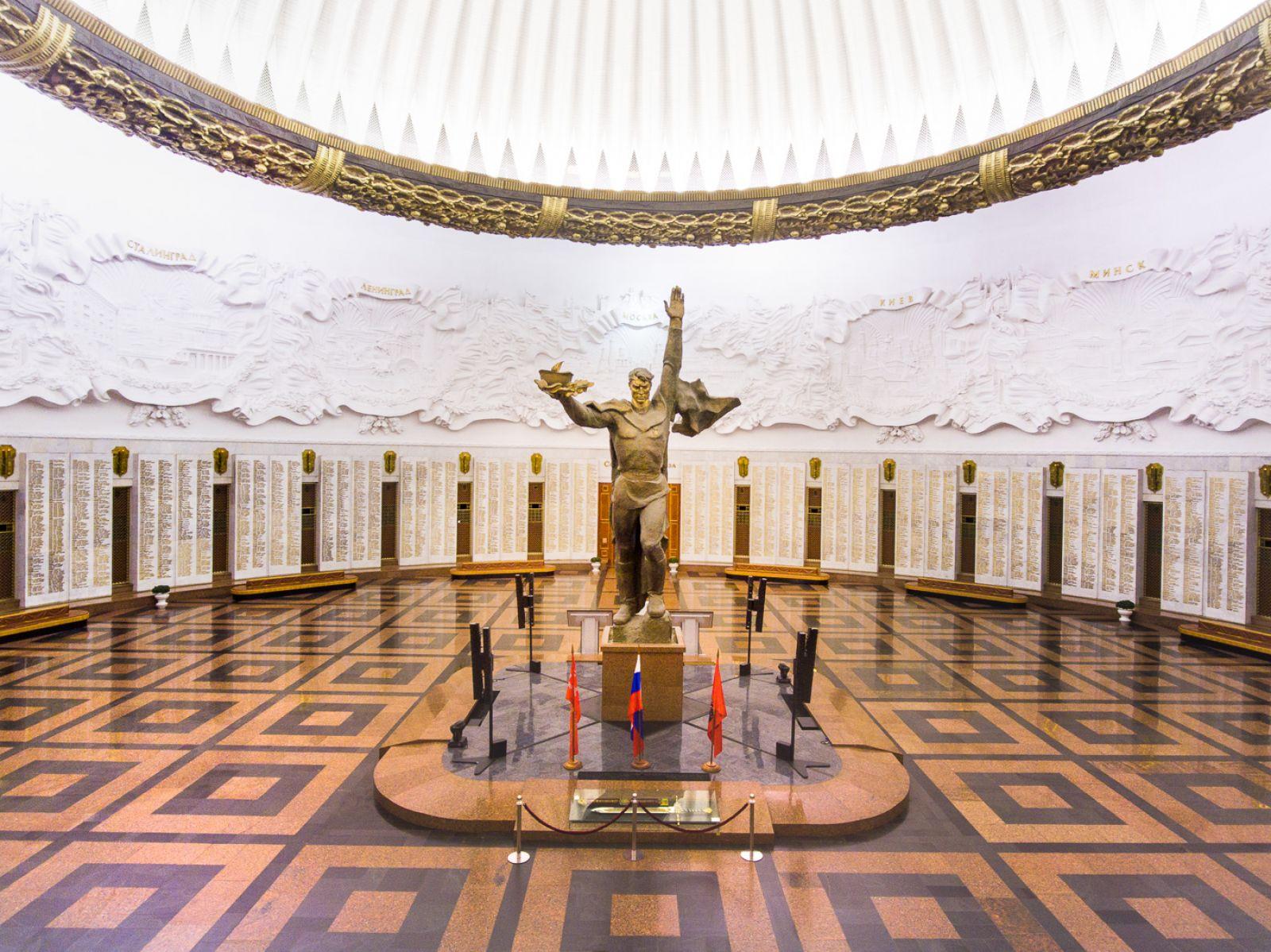 Фото новости - Виртуальная экскурсия по Музею Победы в Москве