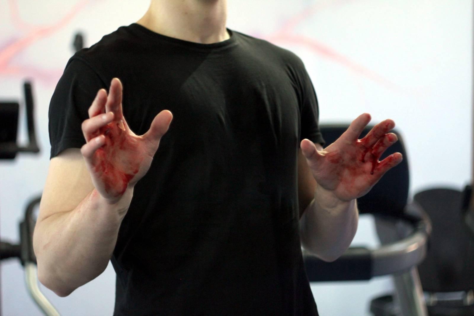 Фото новости - Соревнования до крови