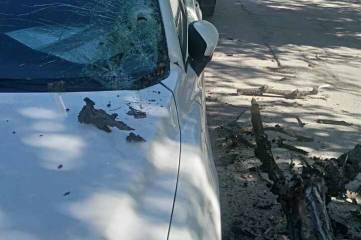 Автостоянка по-феодосийски