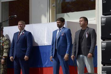 «Крым — это Россия, так было и будет всегда!»