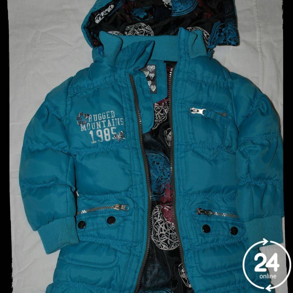Пальто на девочку 92 р-р