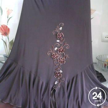 Костюм двойка (длинная юбка + кофта), размер 46-48