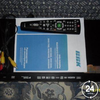 DVD-плеер BBK dv926hd