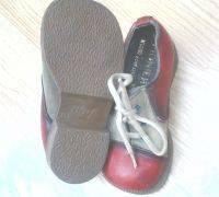 Детские туфли для мальчиков 15.5 см   новый, кожа