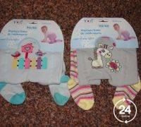 Колготки для девочек трикотаж махра 80-86