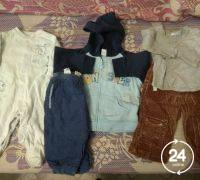 Одежда пакетом р. 62-68
