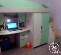 Детская комната Детские кровати чердаки