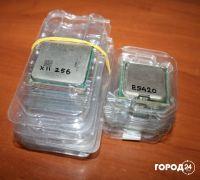 Процессоры AMD, Intel
