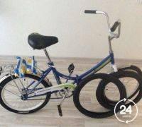 Складные велосипед Forward новый