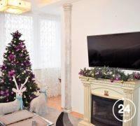 Двухкомнатная квартира 76 м2 в центре Феодосии