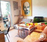 Трёхкомнатная квартира 74 м2 в Феодосии