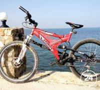 Велосипед , двуподвес (Эндуро)