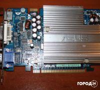 PCI видеокарта 8500GT
