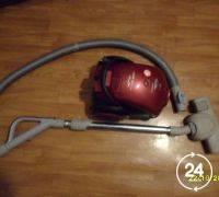 продам вакуумный пылесос  LG V-C 4154NT(Корея)
