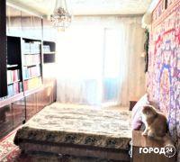 Двухкомнатная квартира 48 м2 в Феодосии