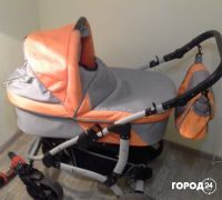 Детские коляски и аксессуары Детские коляски трансформеры б/у Bebetto
