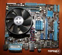 Комплект на AMD Athlon X2 215