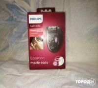 Эпилятор,   Philips, новый