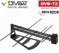 Антенна Divisat активная для Т2
