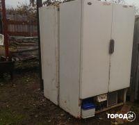 Оборудование холодильные шкафы б/у