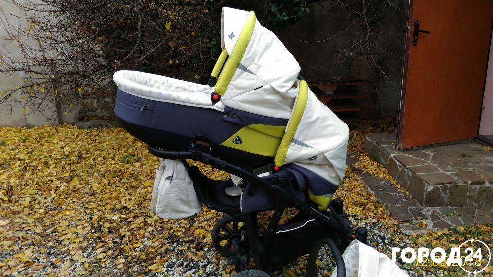 Детские коляски трансформеры б/у Noordi