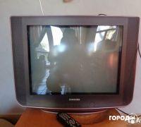 Кинескопный телевизор, б/у