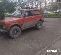 ВАЗ 2121 внедорожник / кроссовер, 1989