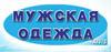 Айвис магазин мужской одежды логотип