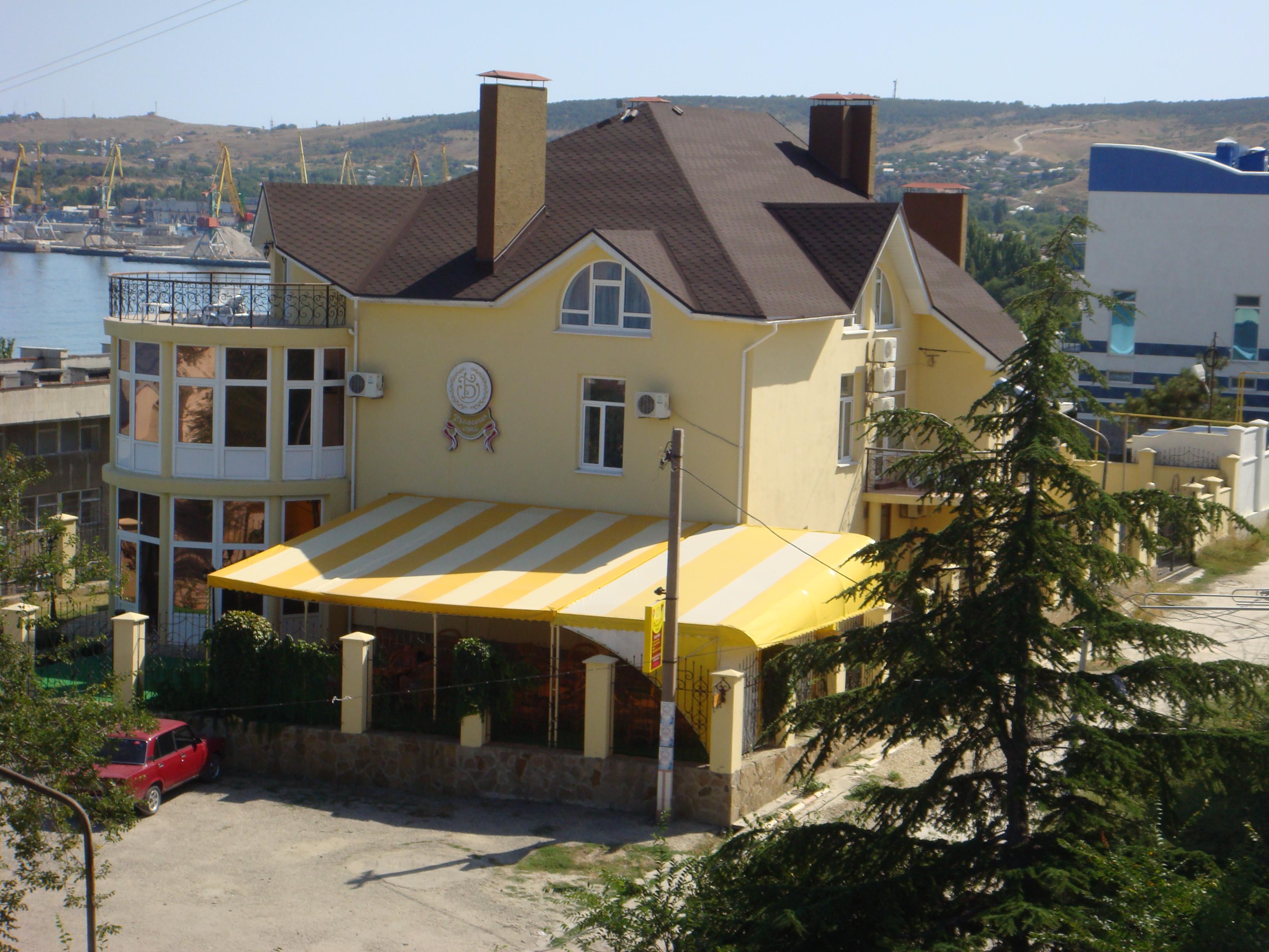 Фирма: Ресторанно-гостиничный комплекс Бульварная горка