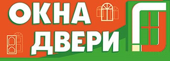 Магазин ОКНА ДВЕРИ логотип