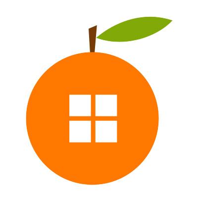 Мандарин, фирма логотип