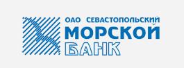 Логотип банк Морской
