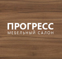 Прогресс, мебельный салон логотип