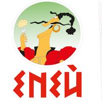 Столовая-бистро Эней логотип