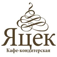 Яцек, кафе-кондитерская логотип