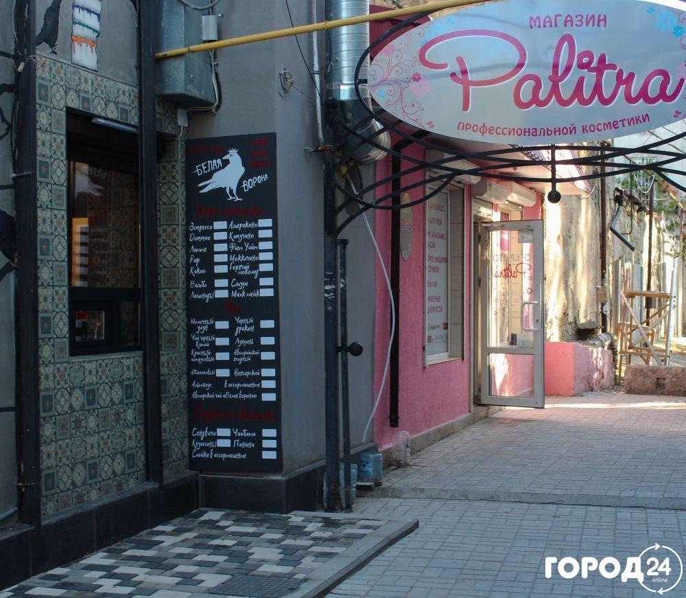Фирма: Магазин «Palitra» (Палитра)