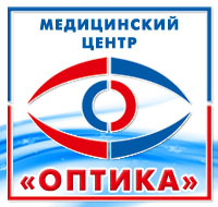 Медицинский центр ОПТИКА логотип