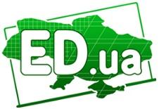 Школьный электронный дневник «ЕД.УА», ООО логотип